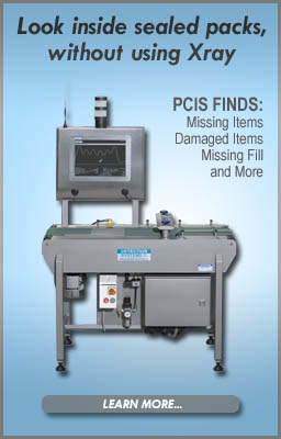 Package Contents Inspection System (PCIS)